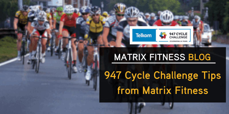 Telkom 947 Cycle Challenge Tips
