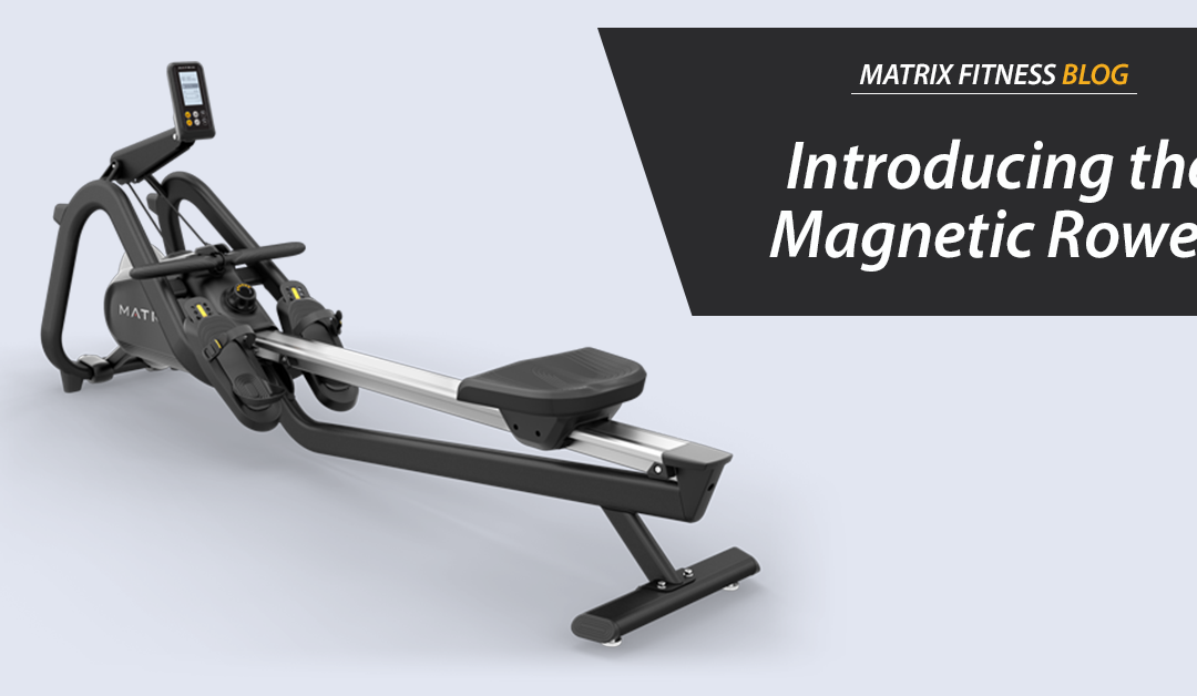 Matrix Re-Imagines the Indoor Rower