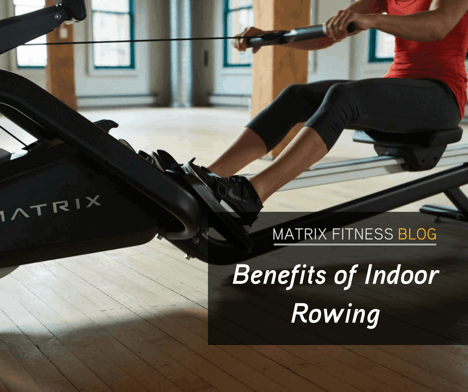 Benefits of the Indoor Rower