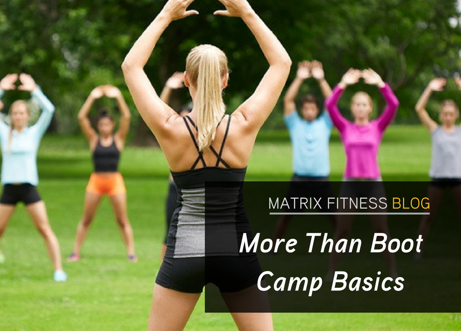 More than Boot Camp Basics