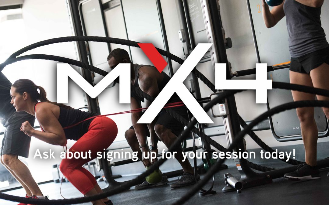 The MX4 training system