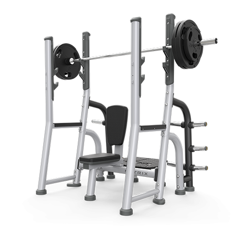Matrix olympic shoulder bench