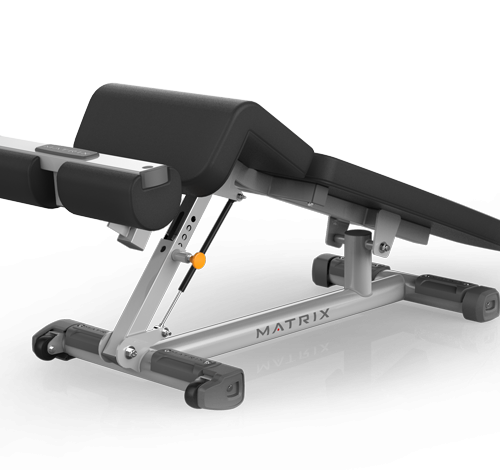 Matrix Adjustable Decline Bench- Magnum Series