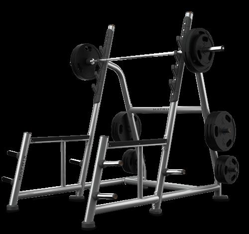 Matrix Squat Rack