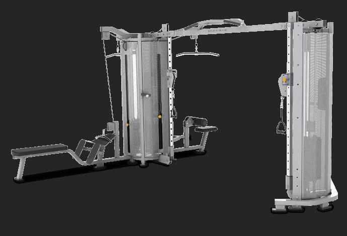 Matrix 5-Stack Multi-Station - G1 Series