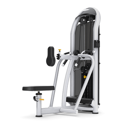 Matrix Diverging Seated Row - Aura Series