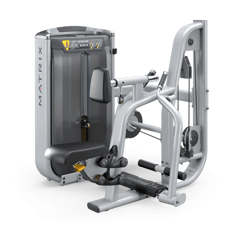 Matrix Diverging Seated Row - Ultra Series