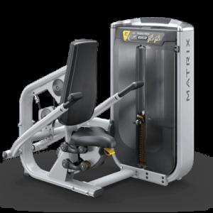 Matrix Seated Tricep Press - Ultra Series