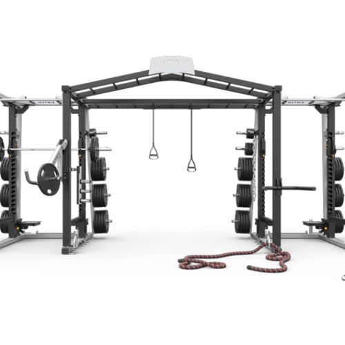 Matrix weight rack