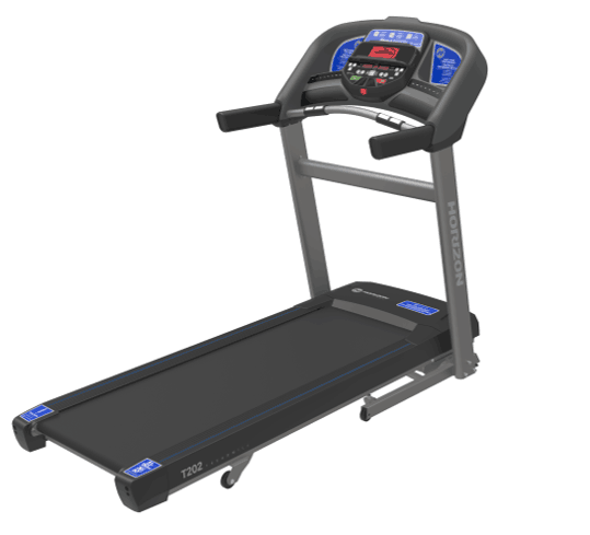 Horizon home treadmill T202