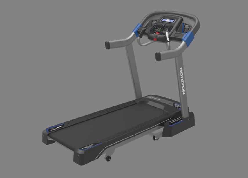 7.OAT Home treadmill